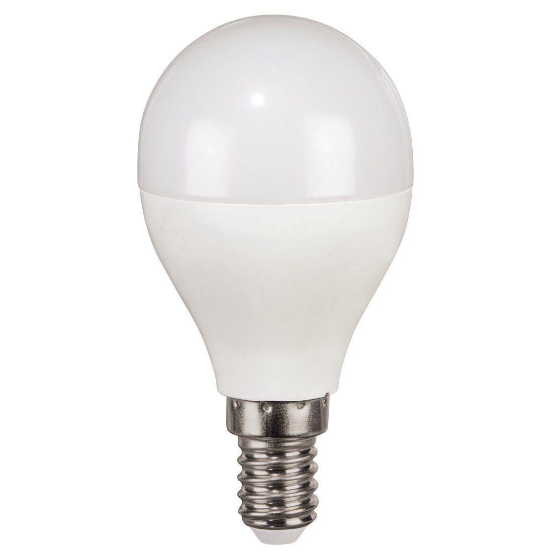 Xavax LED-Lampe, E14, 520lm ersetzt 42W Tropfenlampe, Tageslicht