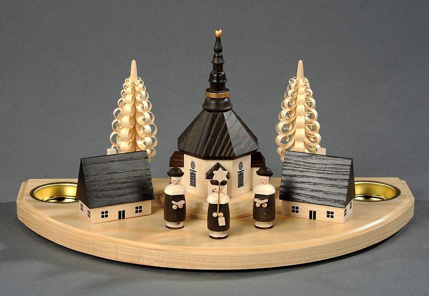 Kerzenhalter, Albin Preißler