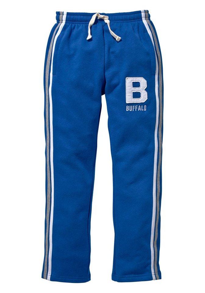 Buffalo Sweathose, für Jungen in Royalblau