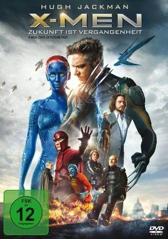 DVD »X-Men: Zukunft ist Vergangenheit«