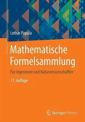 Broschiertes Buch »Mathematische Formelsammlung«