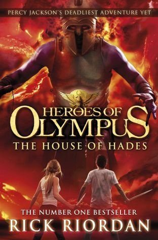 Broschiertes Buch »Heroes of Olympus 4. The House of Hades«