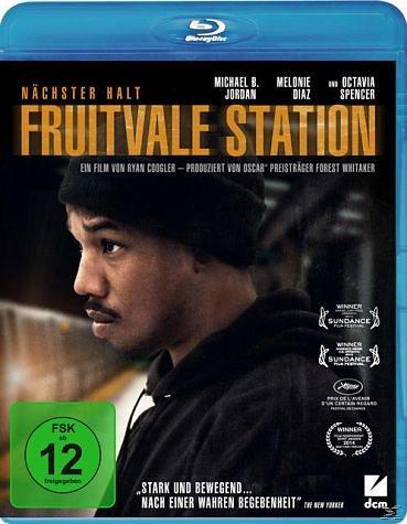 Blu-ray »Nächster Halt Fruitvale Station«