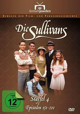 DVD »Die Sullivans - Staffel 4, Episoden 151-200 (7...«
