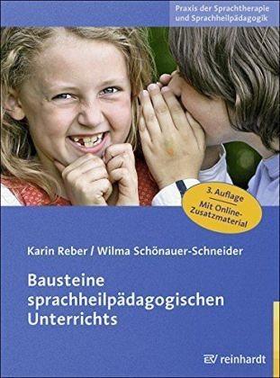 Broschiertes Buch »Bausteine sprachheilpädagogischen Unterrichts«