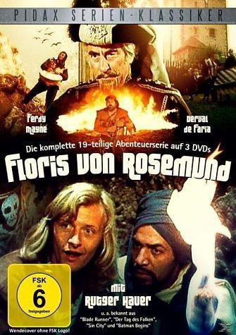 DVD »Floris von Rosemund (3 Discs)«