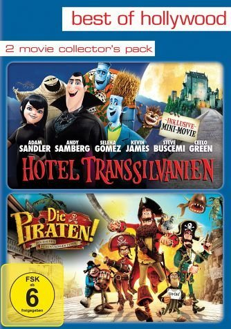 DVD »Best of Hollywood - 2 Movie Collector's Pack:...«