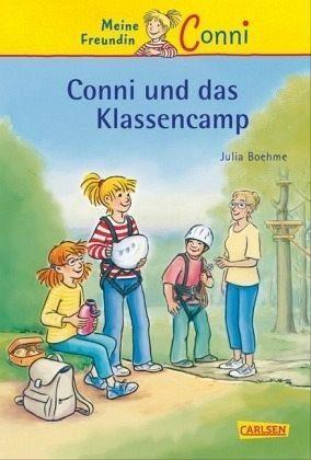 Gebundenes Buch »Conni und das Klassen-Camp / Conni Erzählbände...«