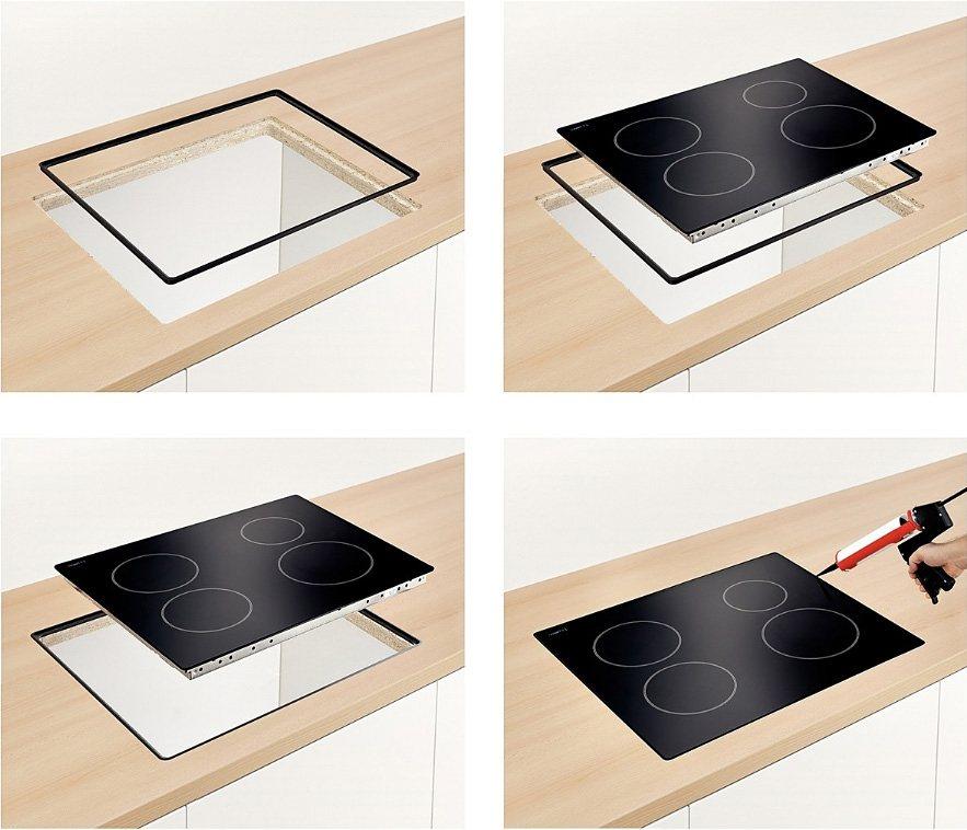 neff inlayrahmen online kaufen otto. Black Bedroom Furniture Sets. Home Design Ideas