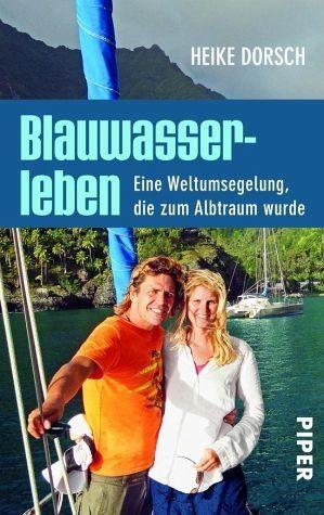 Broschiertes Buch »Blauwasserleben«