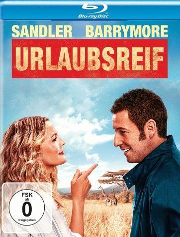 Blu-ray »Urlaubsreif«