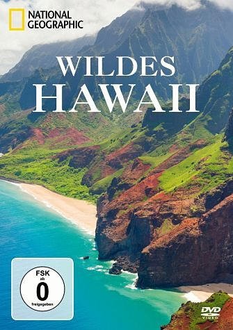 DVD »National Geographic - Wildes Hawaii«