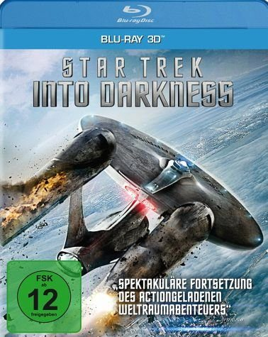 Blu-ray »Star Trek Into Darkness (Blu-ray 3D)«
