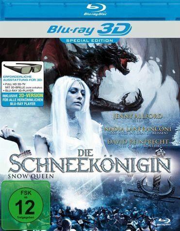 Blu-ray »Die Schneekönigin (Blu-ray 3D)«