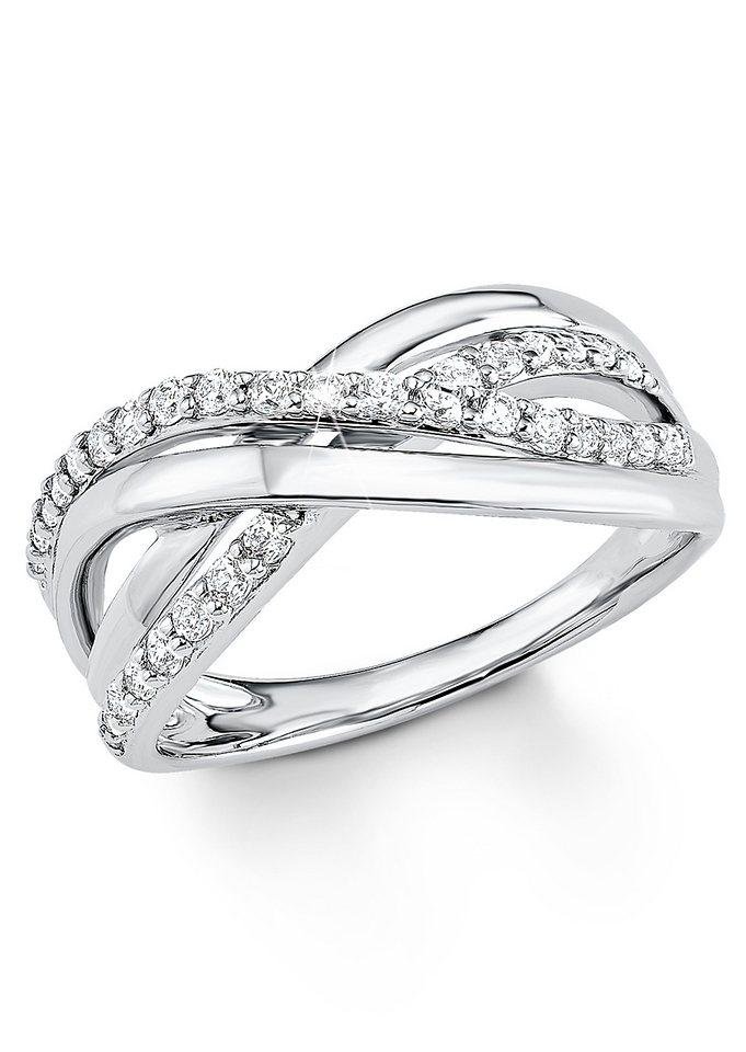 Ring, »9080526«, s.Oliver in Silber 925