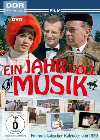 DVD »Ein Jahr voll Musik«