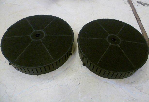 Aktivkohlefilter F 57 (2 Stck.)