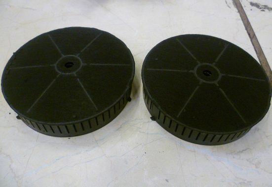 AEG Aktivkohlefilter F 57, Zubehör für Passend für die Hauben: 881125, 703306 & 803195