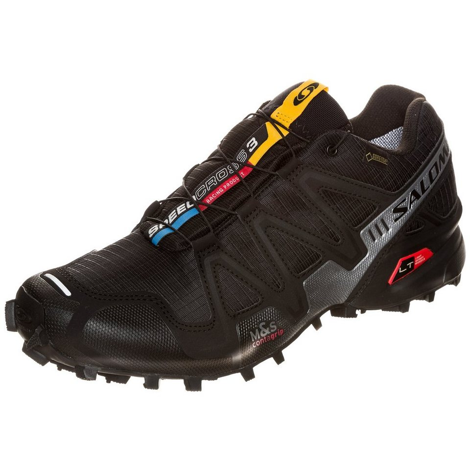 salomon speedcross 3 gtx trail laufschuh herren otto. Black Bedroom Furniture Sets. Home Design Ideas