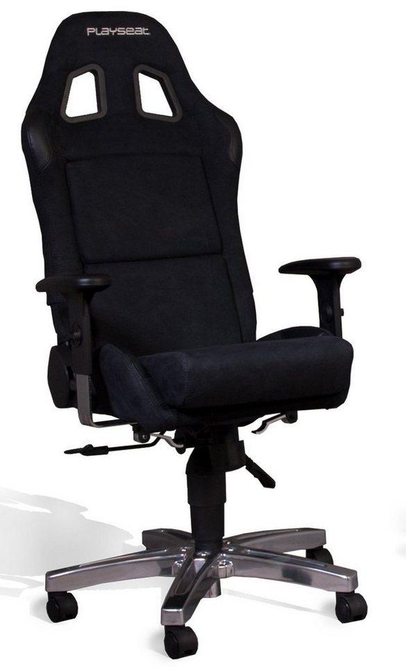 Playseats Playseat Office Seat Alcantara »(PS2 PS3 PS4 Wii WiiU X360 XBox One PC)«