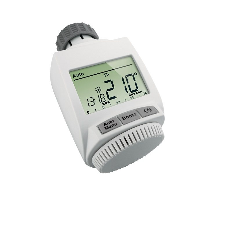 MAX! Smart Home Energie & Komfort »eTRV Elektronischer Heizkörper-Thermostat+« in weiss