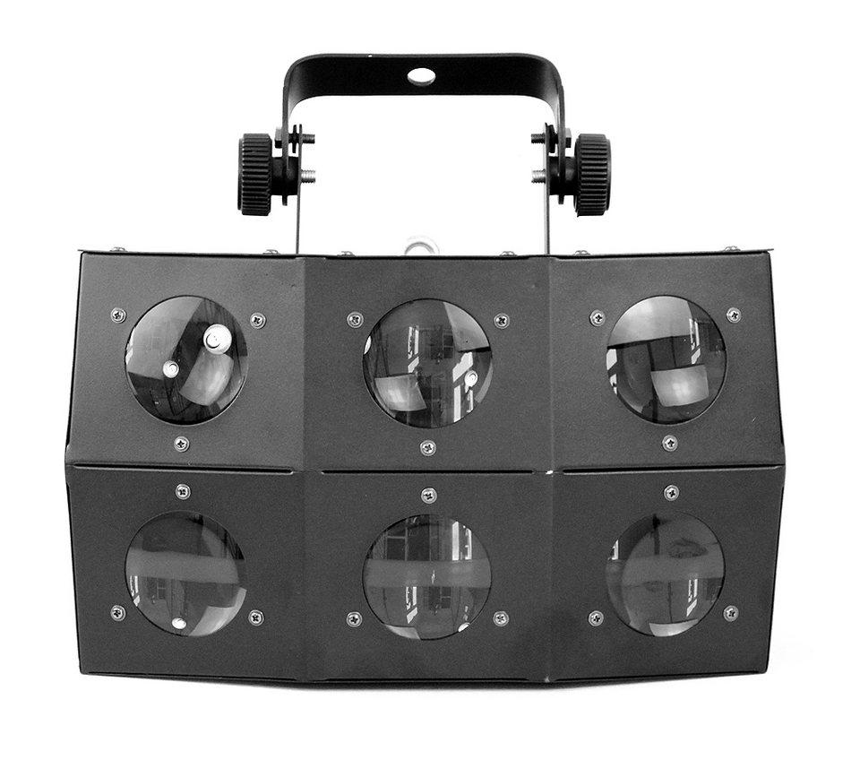 Involight Kompakte LED-Lichtanlage »OB200« in schwarz