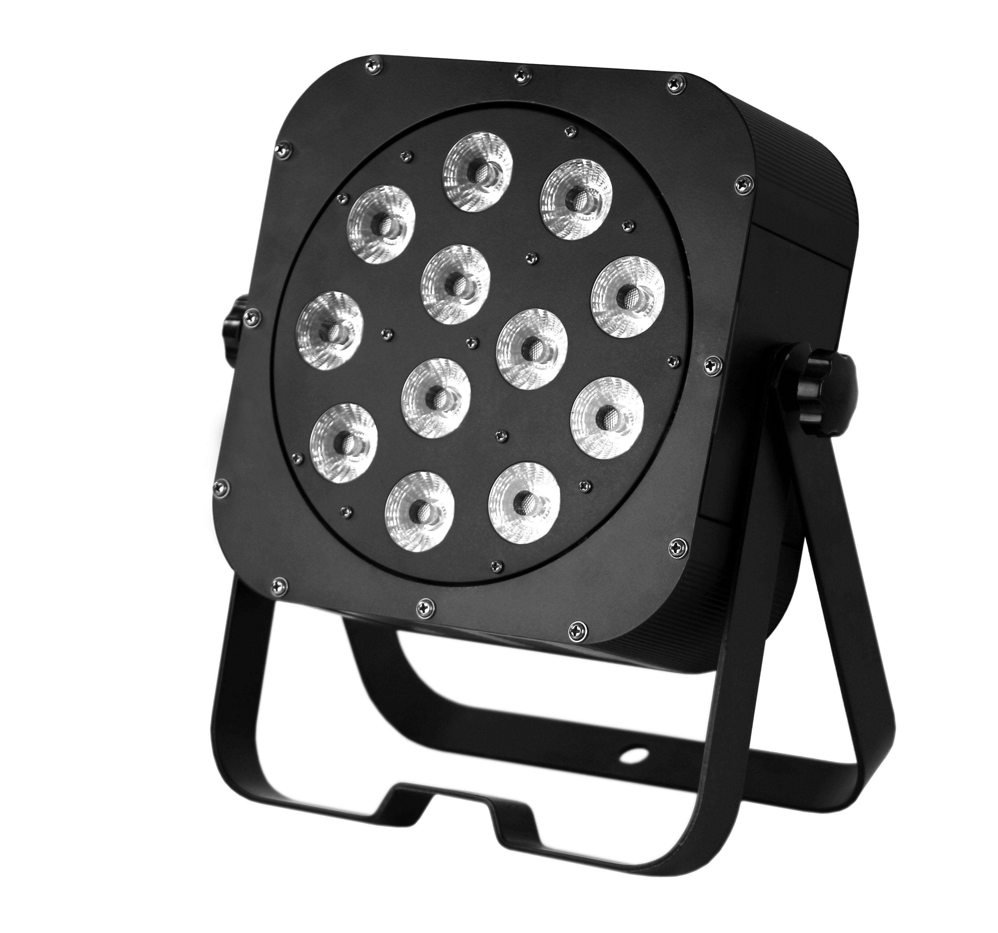 Involight LED Scheinwerfer - 6 Farben Multichip LED »SlimPAR126PRO«
