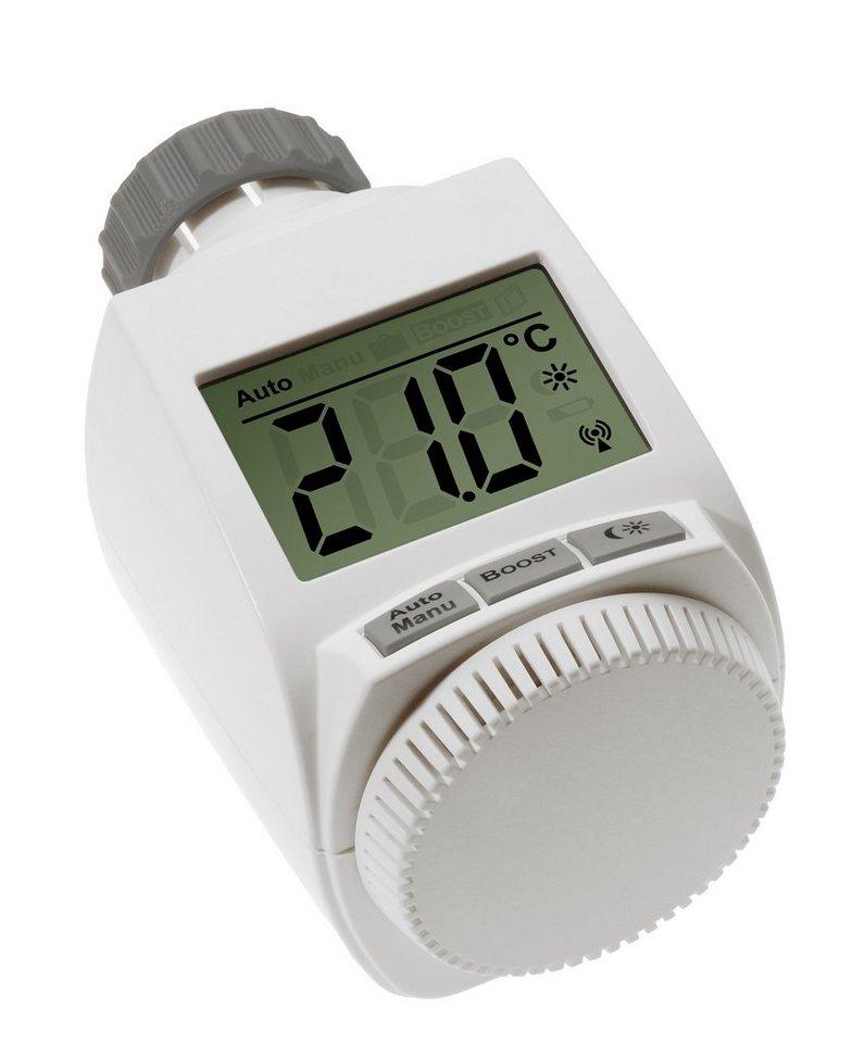 MAX! Smart Home Energie & Komfort »eTRV Elektronischer Heizkörper-Thermostat« in weiss