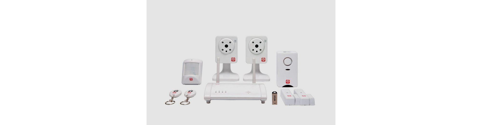 OPLINK Smart Home Security Überwachung Lösung »TripleShield C2S6«