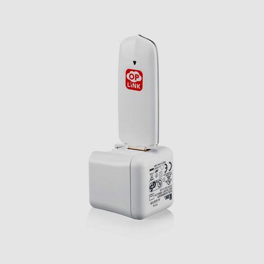 OPLINK Smart Home Security RF Repeater »für Oplink Zentraleinheit«