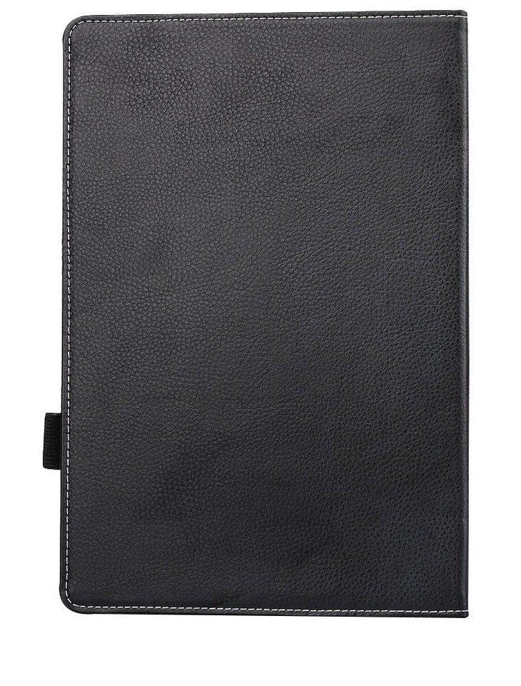 MEDION® Tablet Schutzhülle »LIFETAB® S10333, S10334, S10345, S10346« in schwarz