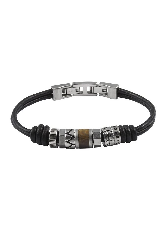 Armband, Fossil, »JF 84196« in schwarz