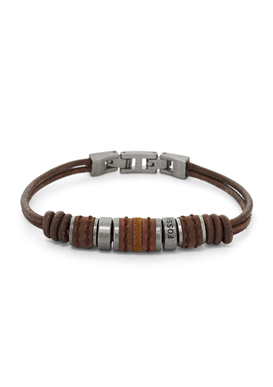 Armband, Fossil | Schmuck > Armbänder > Sonstige Armbänder | Braun | Fossil