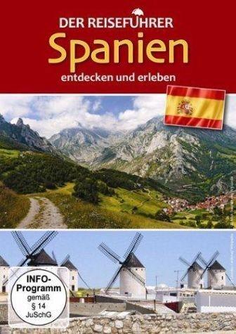 DVD »Der Reiseführer - Spanien entdecken und erleben«