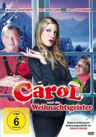 DVD »Carol und die Weihnachtsgeister«