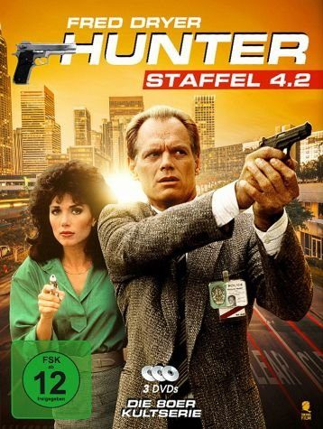 DVD »Hunter - Staffel 4.2 (3 Discs)«