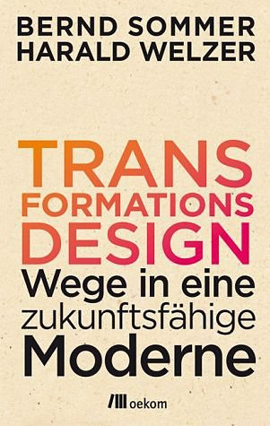 Gebundenes Buch »Transformationsdesign«