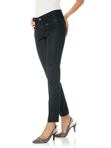 Rick Cardona By Heine Jeans With Zipper Bags