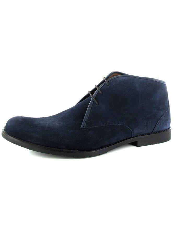 Manz Boots in Blau