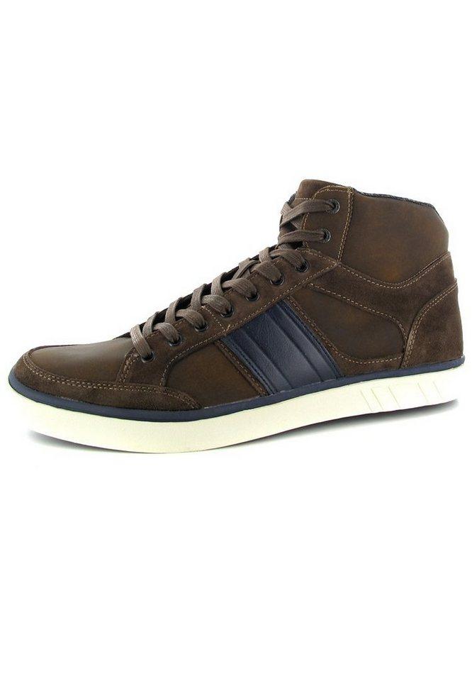 Boras Boots in Braun