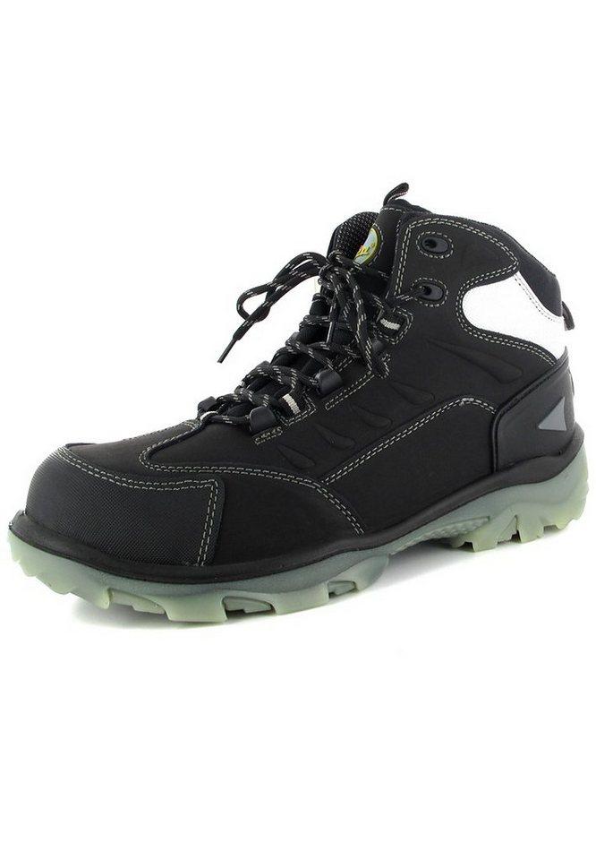 Wica Sicherheits Stiefel S3 in Schwarz
