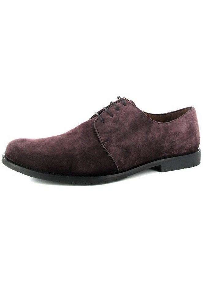 Manz Business-Schuhe in Violett