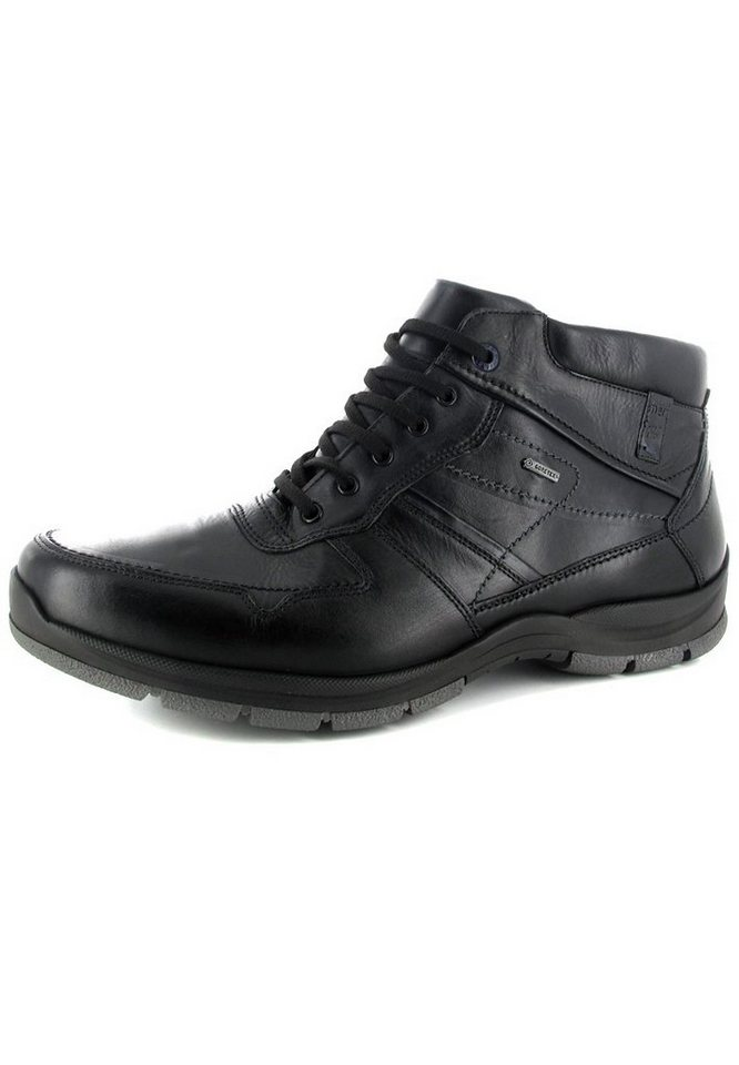 Fretz Men Boots in Schwarz