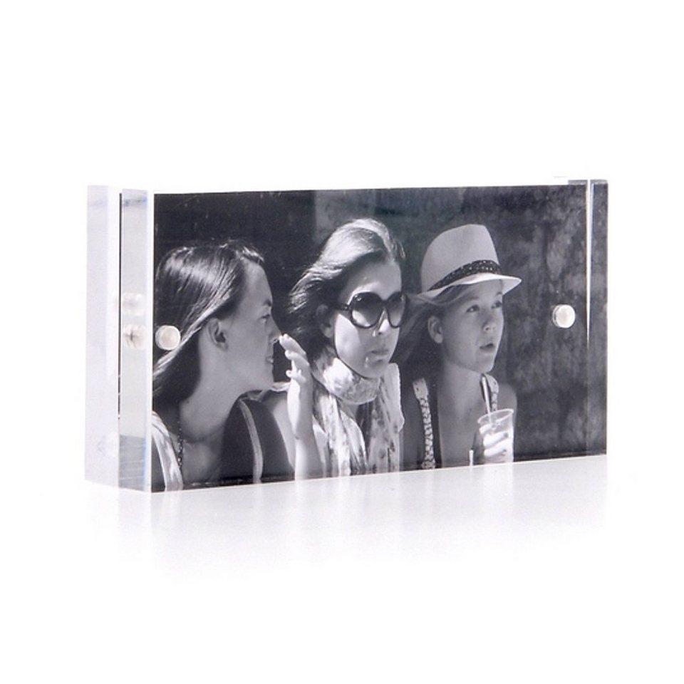 XLBoom XLBOOM Bilderrahmen Acryl 10x5 cm in transparent