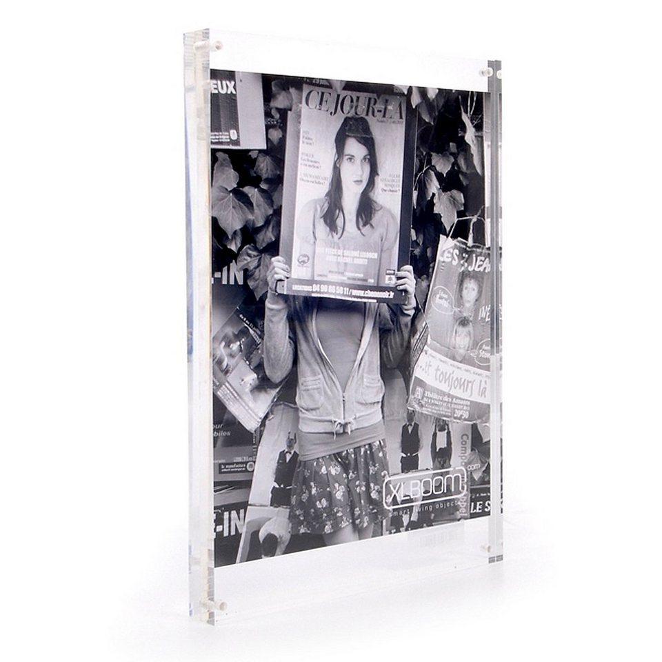 XLBoom XLBOOM Bilderrahmen Acryl 30x21 cm in transparent