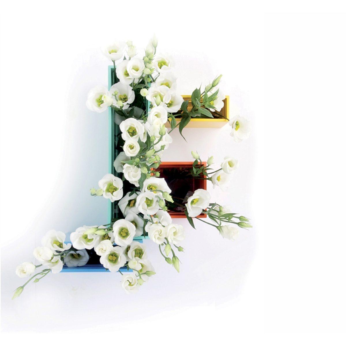 XLBoom XLBOOM Vase Luca, 4er Set, weiß