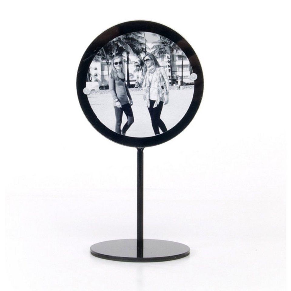 XLBoom XLBOOM Spiegel BLUSH medium, schwarz in schwarz