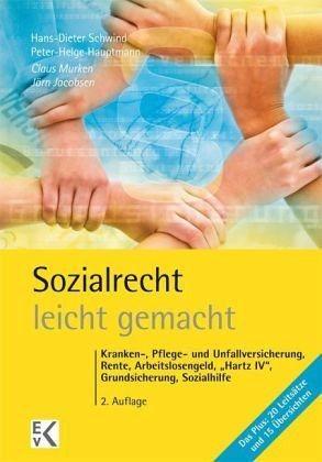 Broschiertes Buch »Sozialrecht leicht gemacht«
