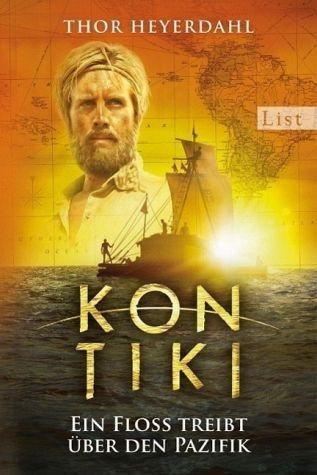 Broschiertes Buch »Kon-Tiki«