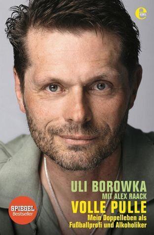Broschiertes Buch »Uli Borowka: Volle Pulle«